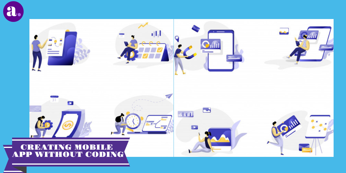 mobile app development without coding